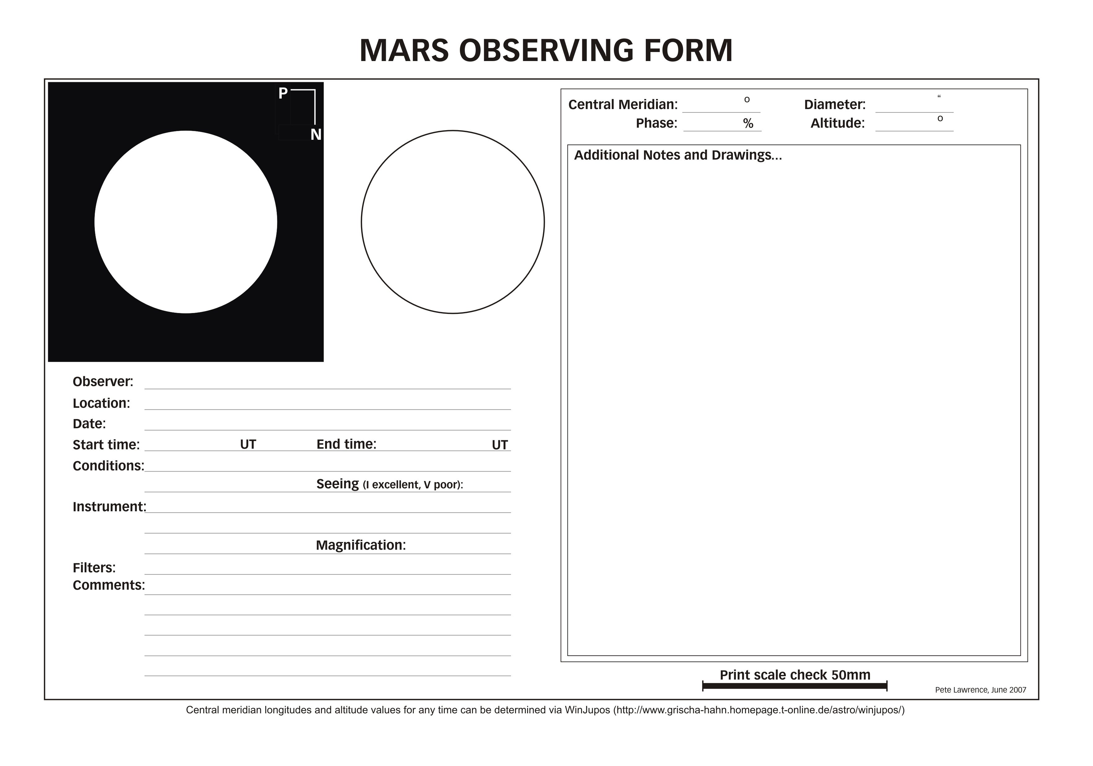 Worksheets Mark Mcintyre Astrophotography