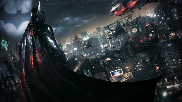 Arkham Knight Game review