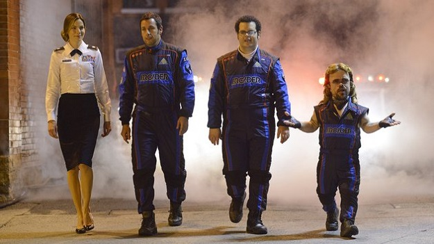 "Pixels Movie Review - ""It's Probably one of Adam Sandler's best films yet!"""