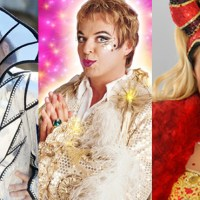 Celebrities in panto this Christmas