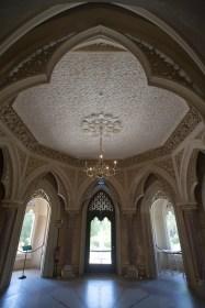 Salon Palacio de Monserrate