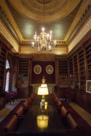Bibliotheek Palacio de Monserrate