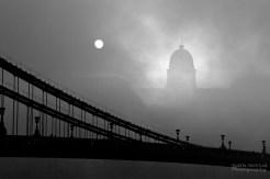 Köd a Duna fölött