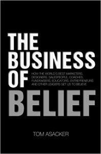 Book Cover: The Business of Belief