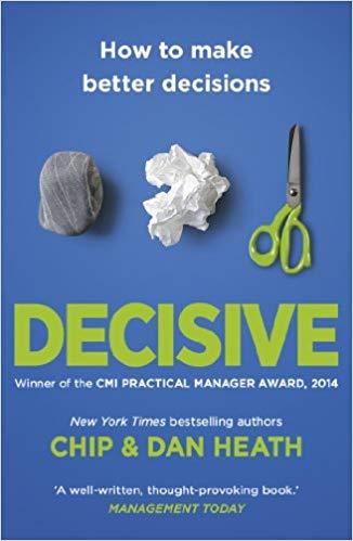 Book Cover: Decisive