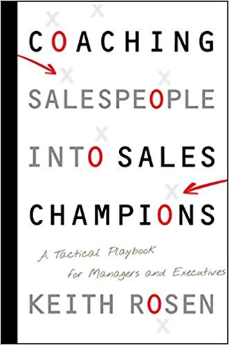 Book Cover: Coaching Salespeople into Sales Champions