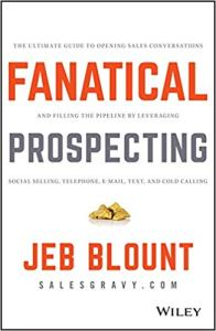 Book Cover: Fanatical Prospecting