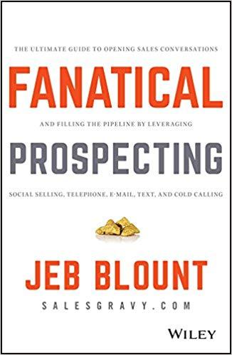 Book Cover: Fanatical Prospecting