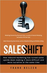 Book Cover: Sales Shift