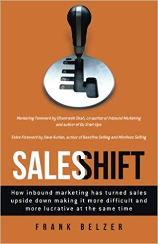 Book Cover: Sales Shift