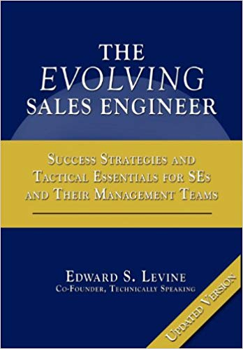 Book Cover: The Evolving Sales Engineer