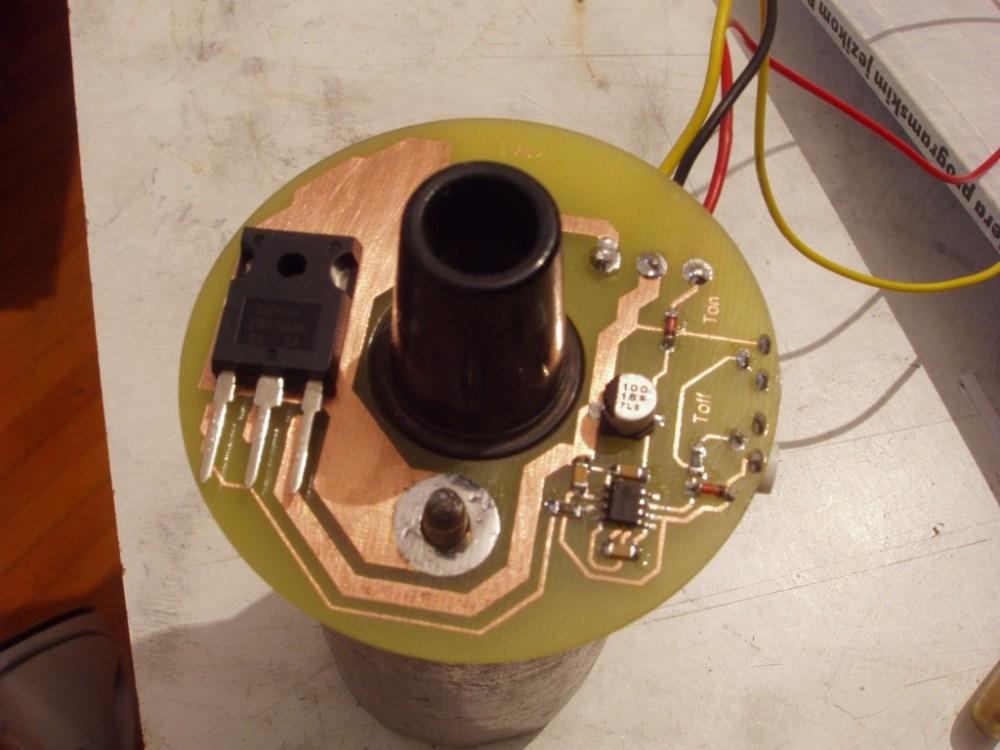 medium resolution of ignition coil circuit diagram