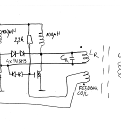 miniature wireless power demonstrator marko s science site wireless power demonstration circuit basic schematic [ 2622 x 1488 Pixel ]