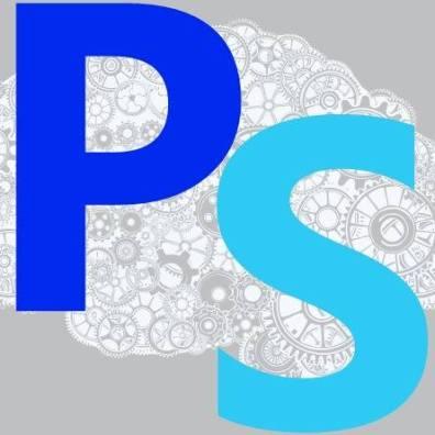 PsicoSana logo engranaje