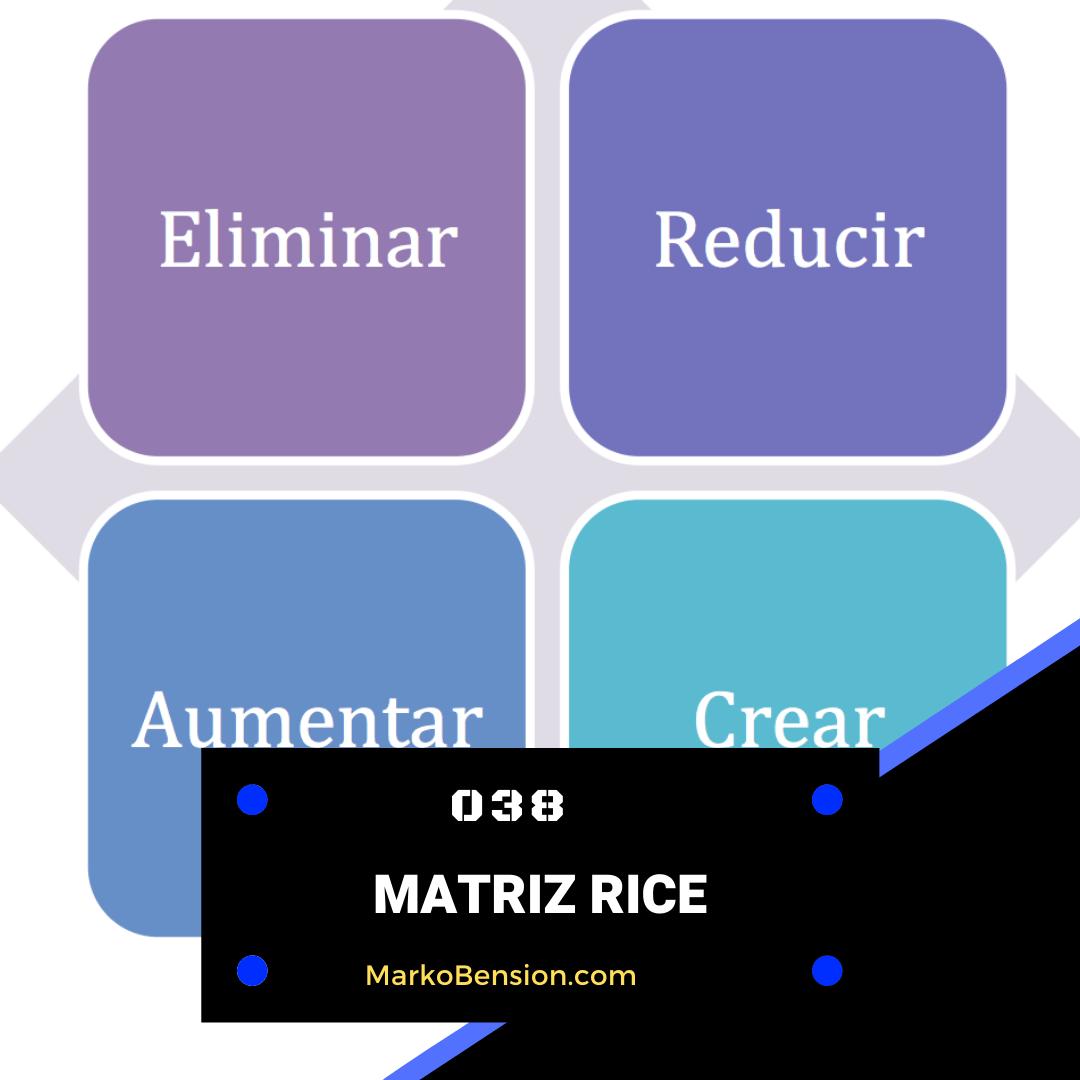 Matriz RICE