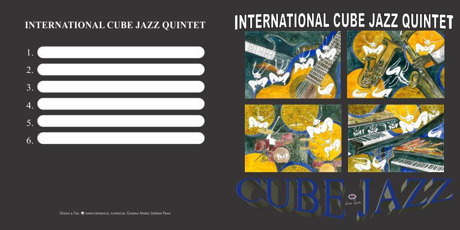Richwood - Cube Jazz Guitar (2/6)