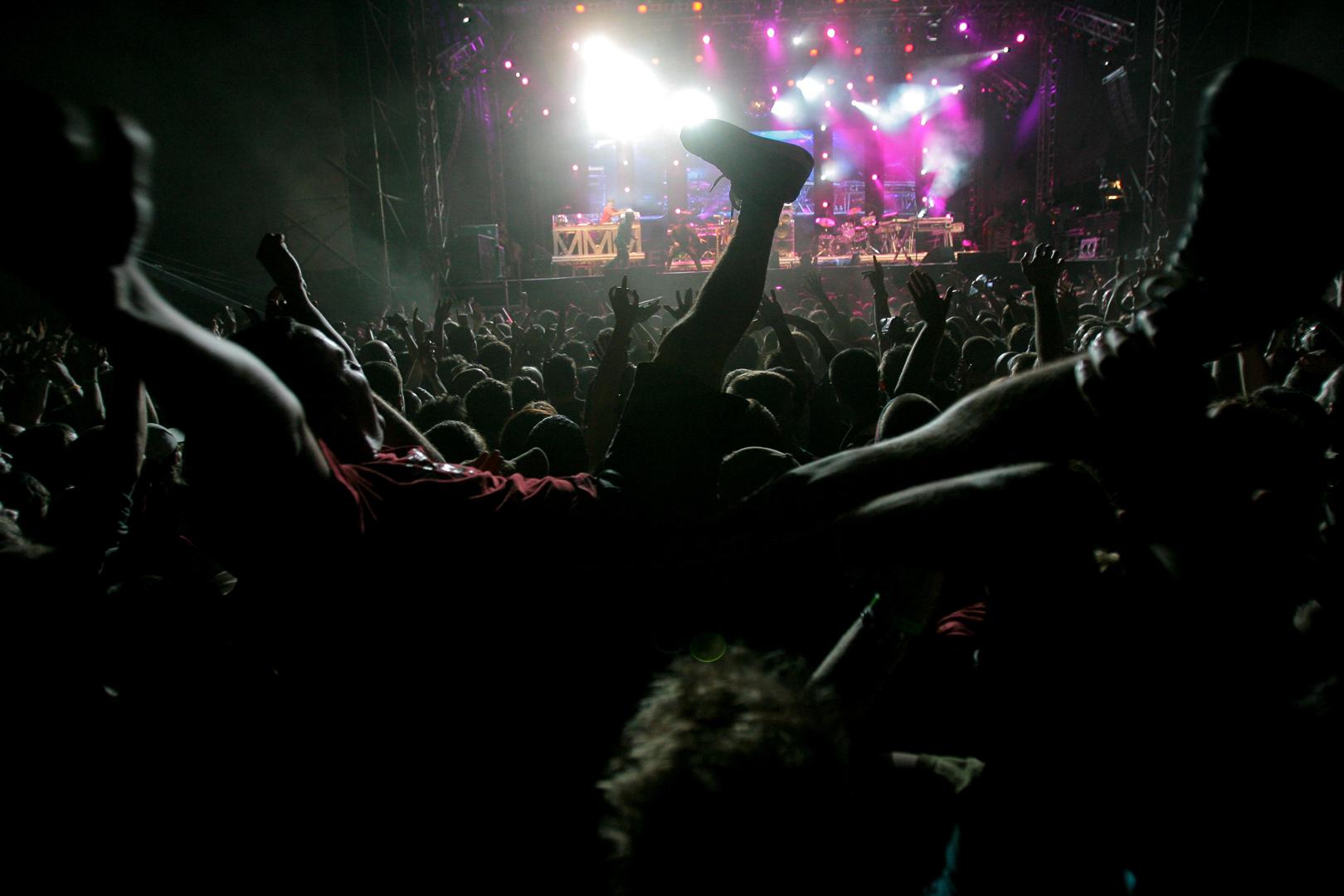 SERBIA, Novi Sad – Exit Music Festival 2007. © Marko Kecman