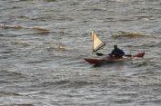Ensimmäinen purjehdus