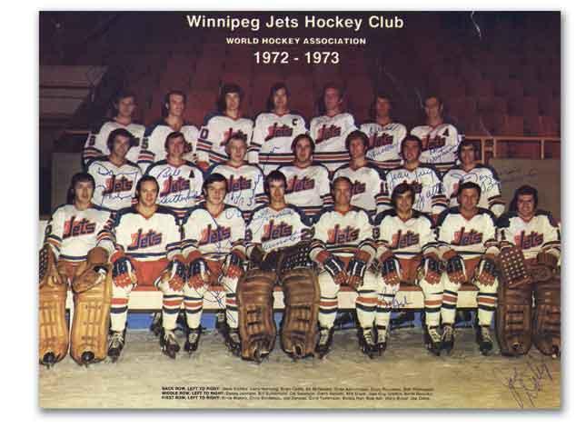 World Hockey Association Exceedingly Good Fun Markosun