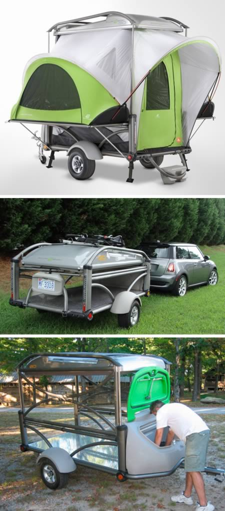Cool And Unusual Campers And Trailers Opinion Liberal