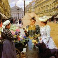 Louis Marie de Schryver vision on the Parisian life