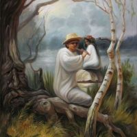 Double meaning of Oleg Shuplyak's art