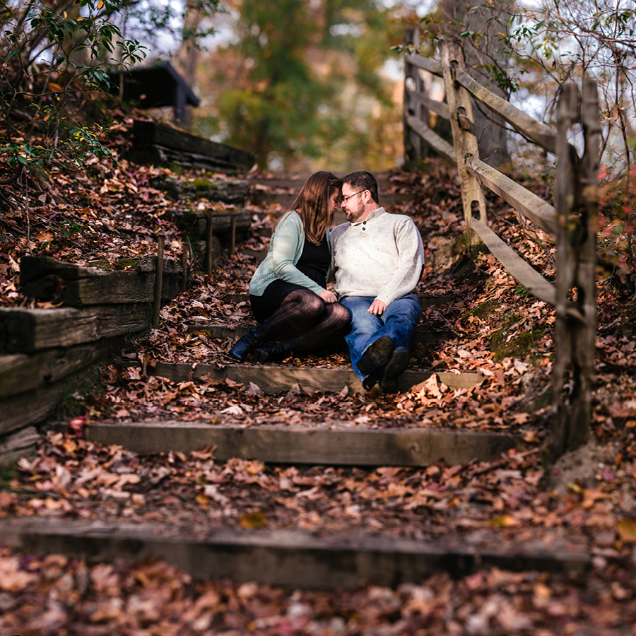 nj engagement and wedding photographers  allaire state park engagement session  Jen and Kevin