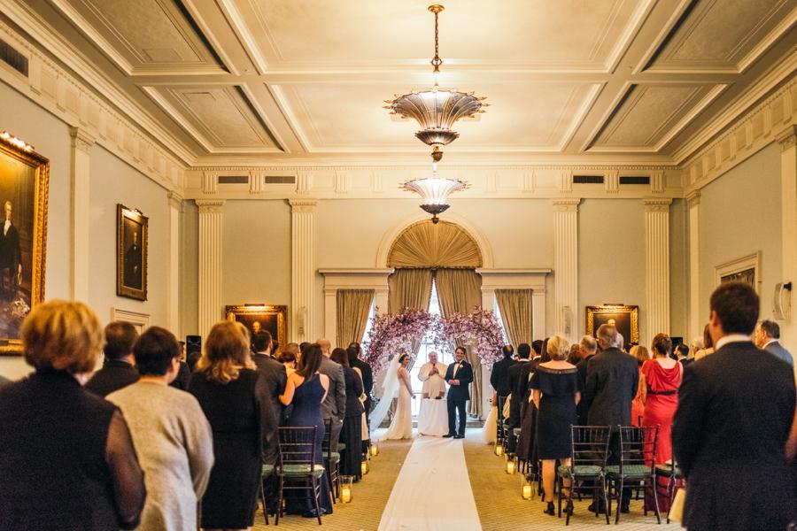 Union League Club Wedding  New York City Wedding Photographers  The Manhattan Wedding of