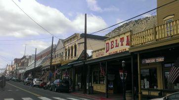 Downtown Virginia City