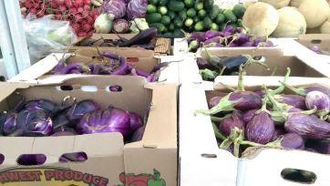 Yakima farmer's market.