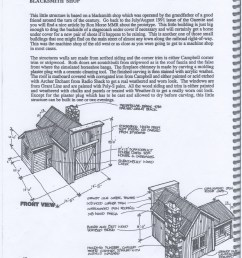each project has an introductory page with a written description of the structure and an isometric sketch that has no scale  [ 2670 x 3537 Pixel ]