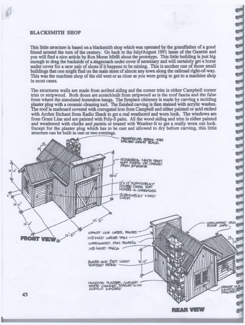 small resolution of each project has an introductory page with a written description of the structure and an isometric sketch that has no scale