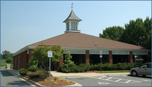 Mt. Pleasant library