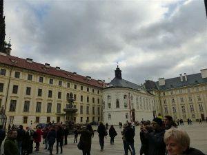 Visiting Prague - Prague Castle