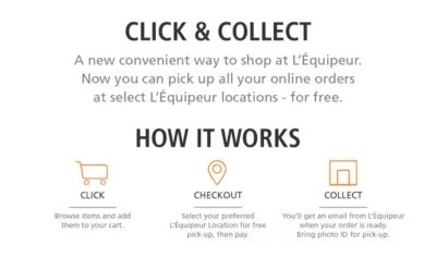 click collect free pick
