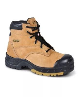 Womens Slip On Work Boots