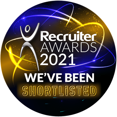 Recruiter Awards 2021 - Property Personnel Recruitment Company