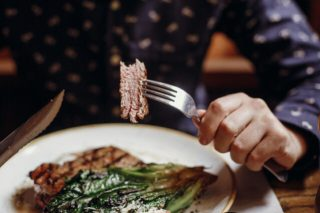 how to eat meat again - starting with steak