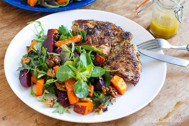 12 23 Fall Salad Recipes   Mark's Daily Apple Health Tips