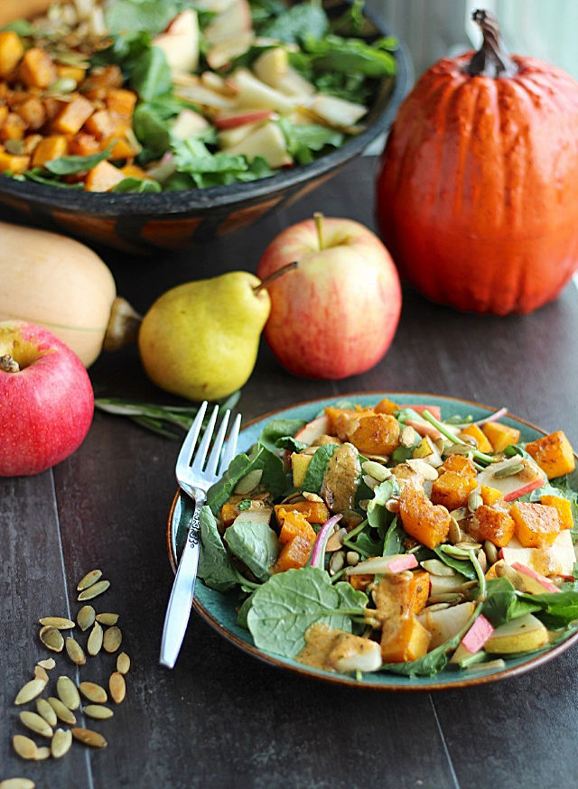 8 23 Fall Salad Recipes   Mark's Daily Apple Health Tips