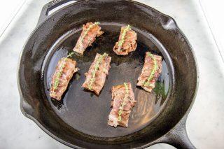 prosciutto wrapped chicken liver recipe