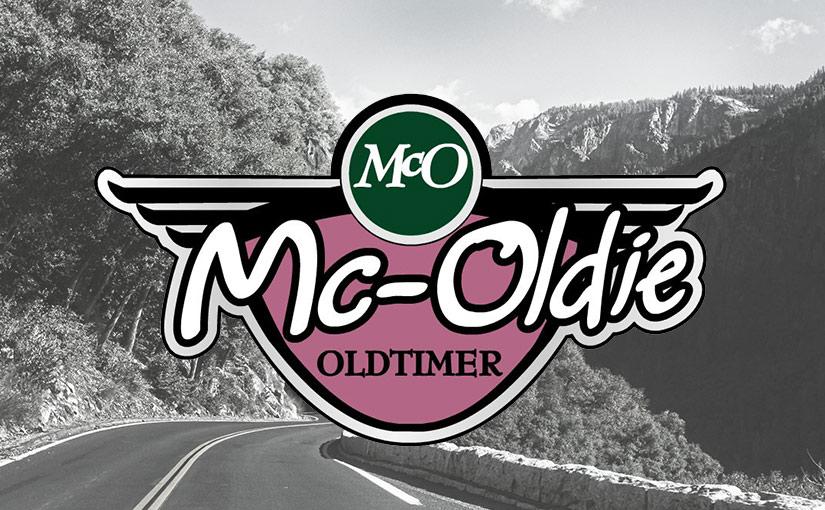 Logoentwicklung Mc – Oldie