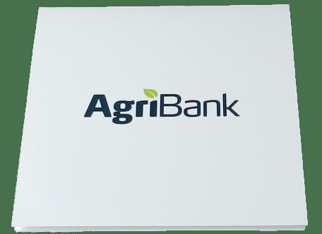 Agribank Invite design