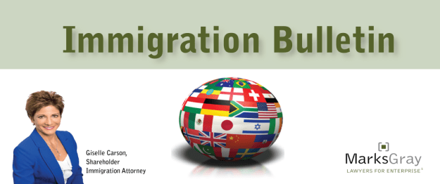 Immigration Bulletin
