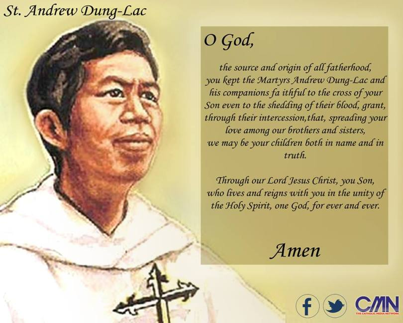Image result for St. Andrew Dung-Lac