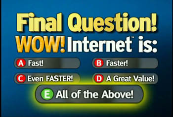 WideOpenWest Internet Ad #1