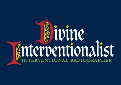"""""""Divine Interventionalist"""" Tee Shirt Design"""