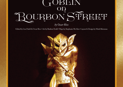 """Goblin on Bourbon Street"" RPG Scenario"