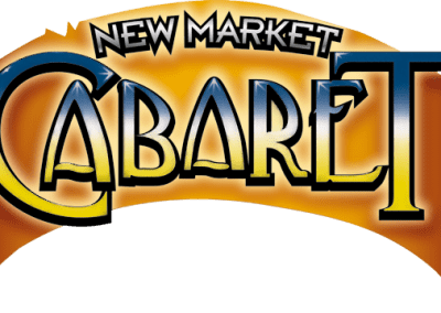 New Market Cabaret Logo Design