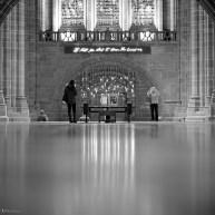 Floor Reflections